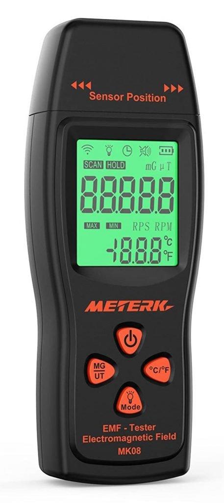 Meterk EMF Meter
