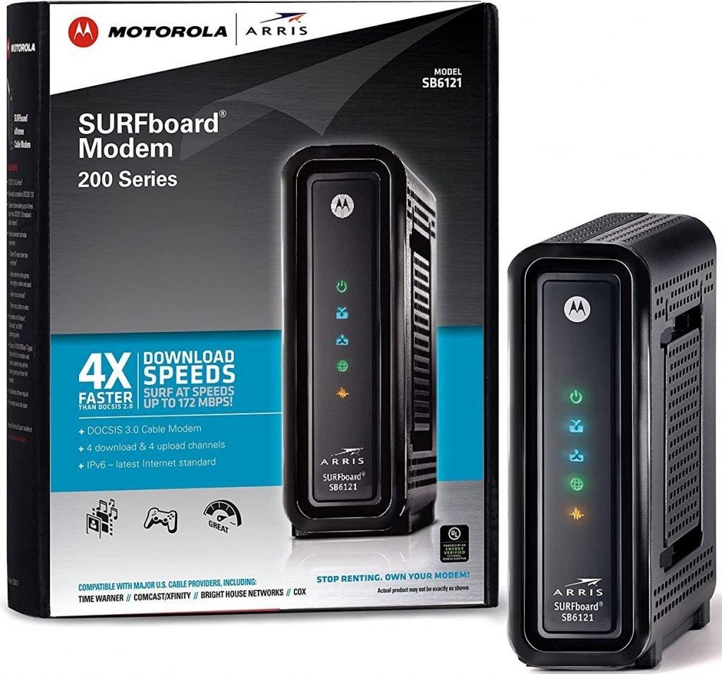 Motorola SURFboard SB6121