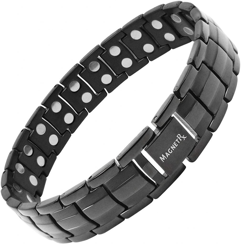 MagnetRX Ultra Strength Magnetic Therapy Bracelet