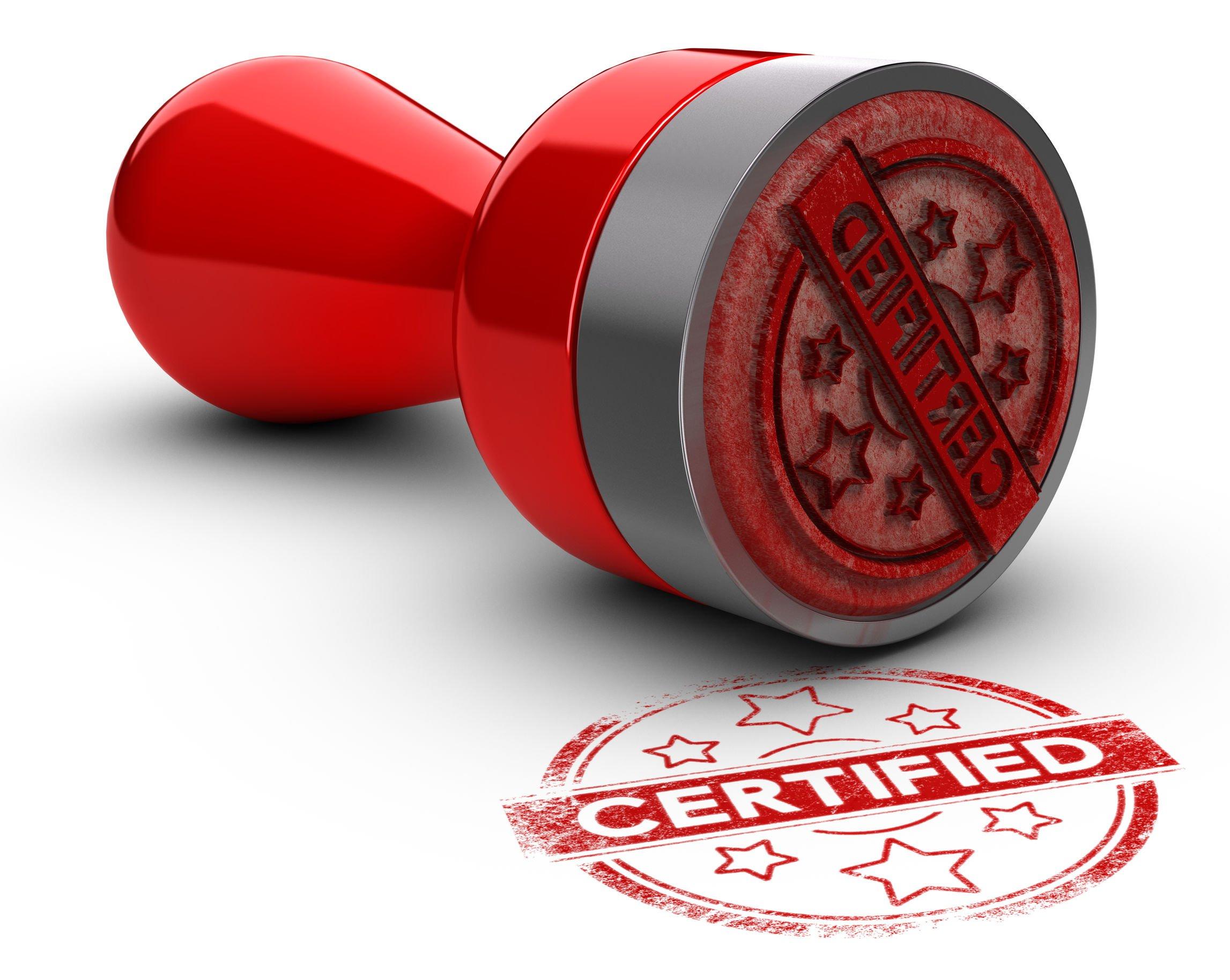 EMF Certification Training