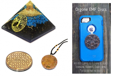 Orgonite For EMF Radiation