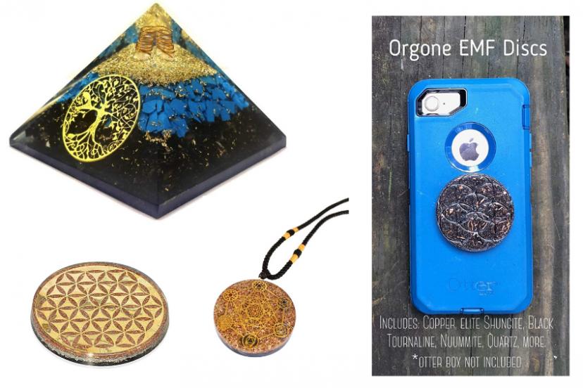 Orgonite For EMF Radiation