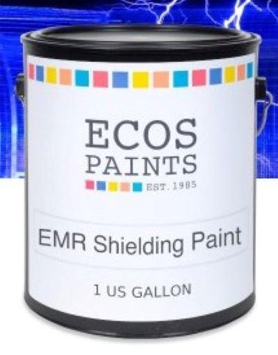 Ecos EMR Shielding Paint