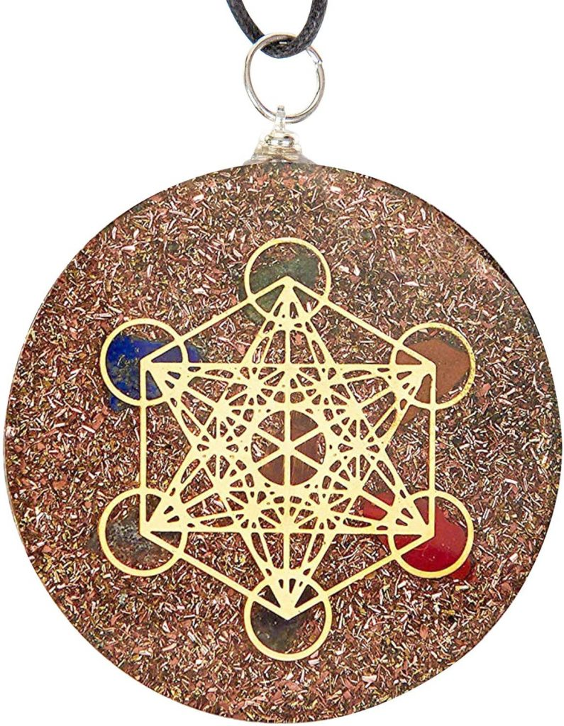 EneQutum Orgone Protection Necklace