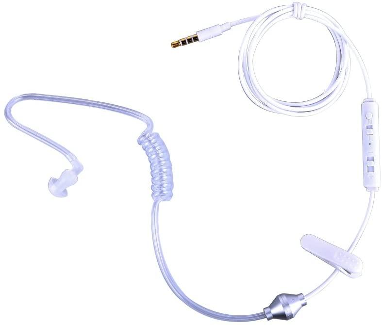 Greyghost Single Earbud Headset