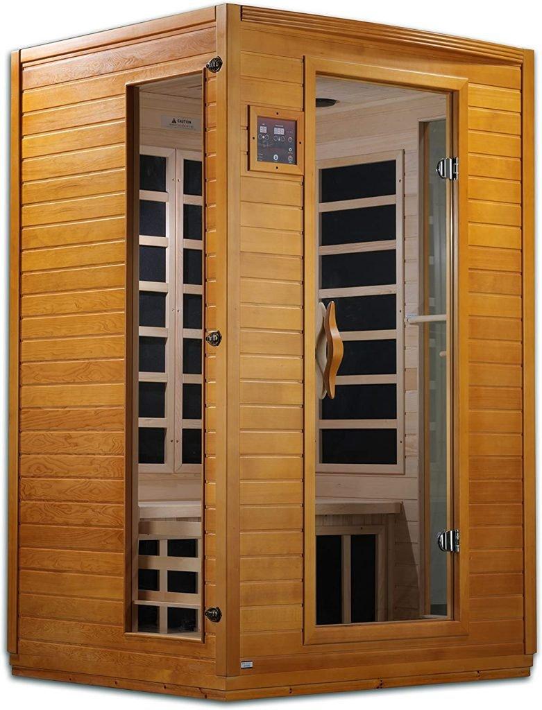 LifeSmart Dynamic Andora Infrared Sauna