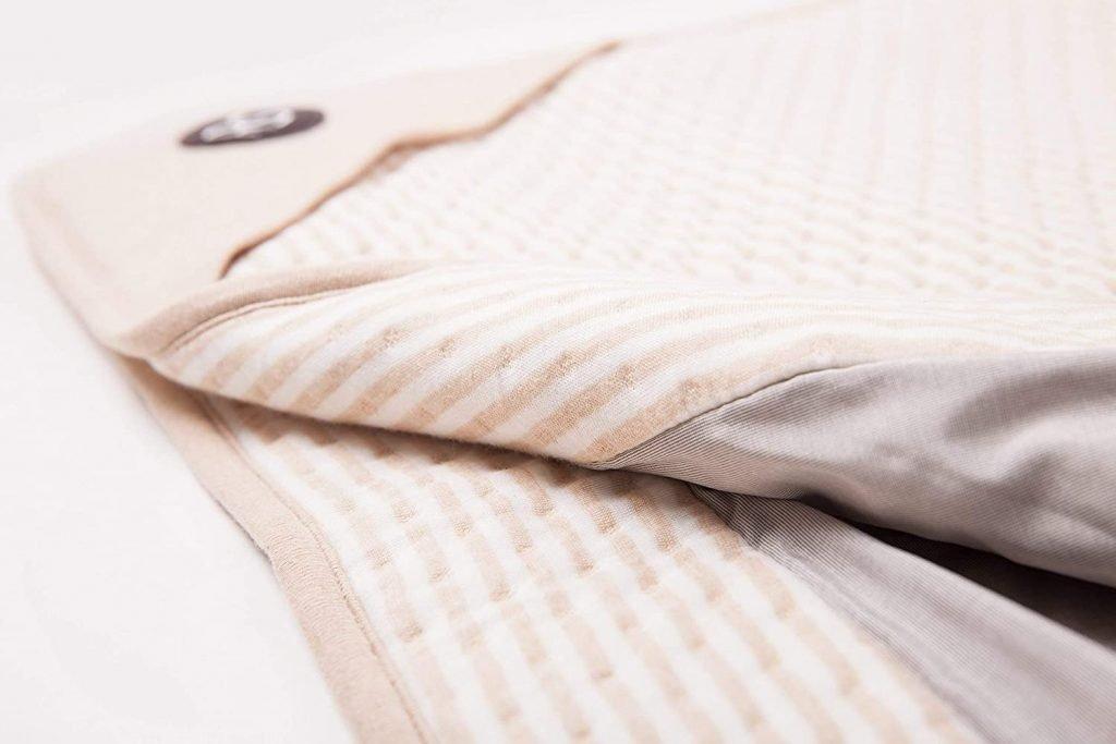 Radia Smart Organic Protective Belly Pregnancy Blanket