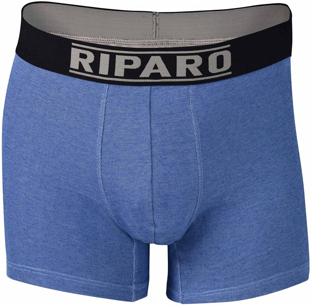 RiparoSYB Silver Lined Boxer Briefs