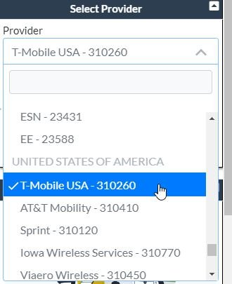 Select T-Mobile