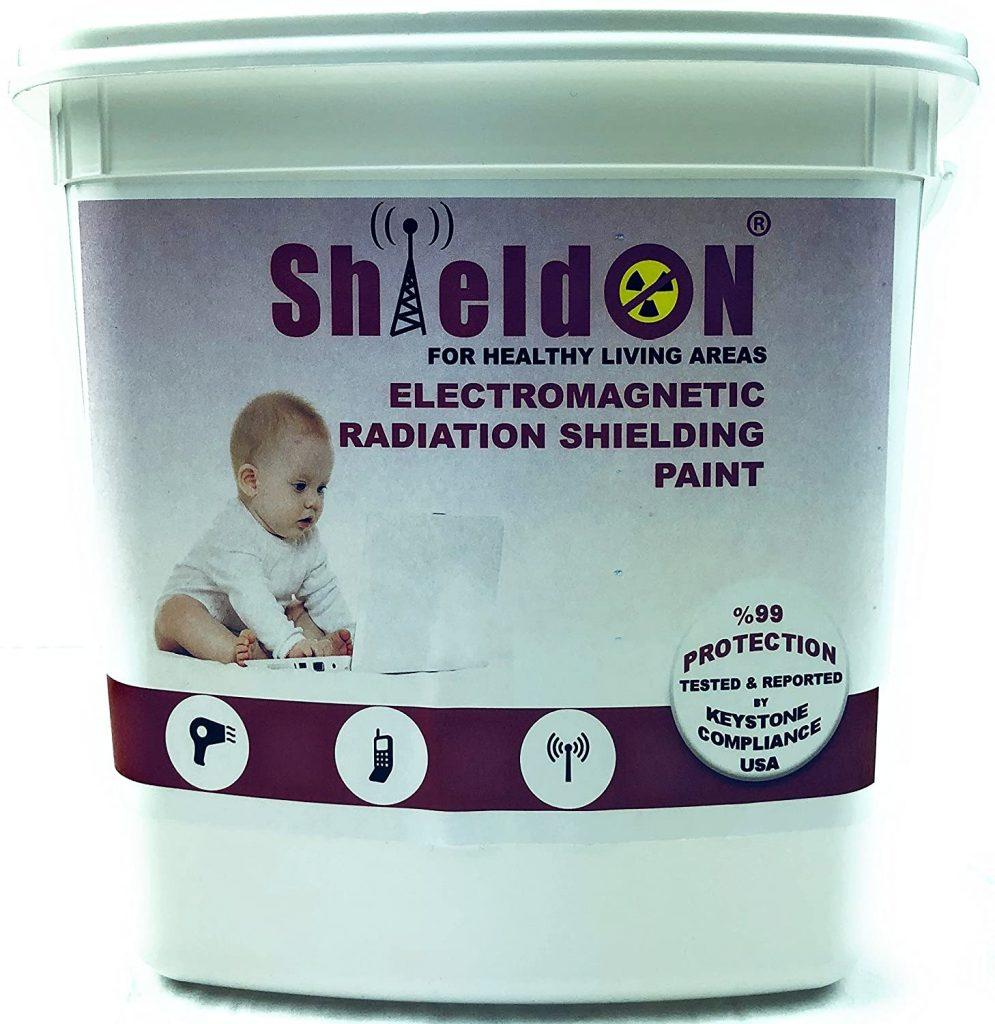 ShieldON EMF Shielding Paint