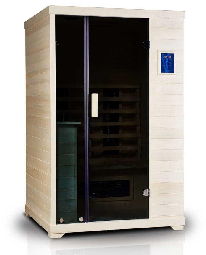 Transcend Health Two-Person Sauna