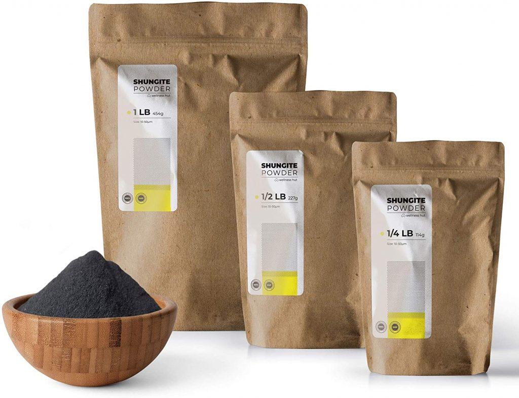 Wellness Hut Shungite Powder