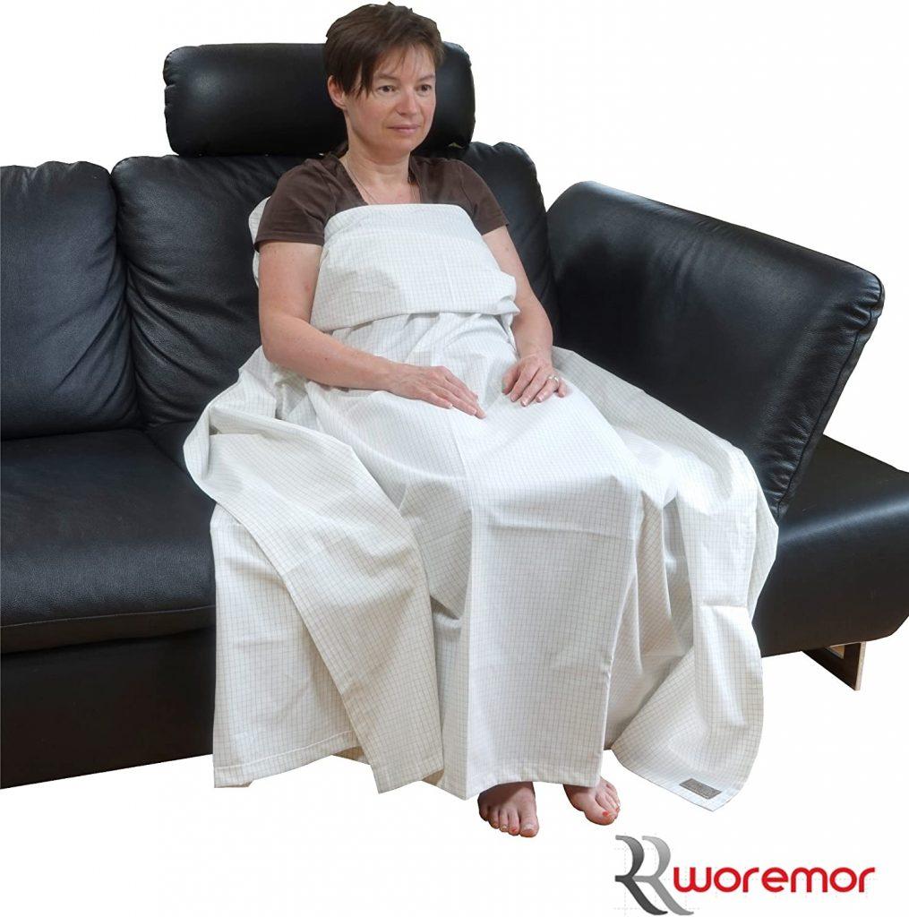 Woremor Earthing and EMF Shielding Blanket