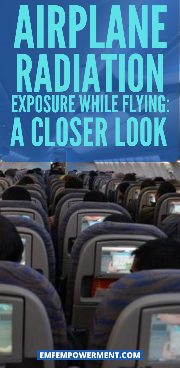 Airplane Radiation Exposure While Flying: A Closer Look