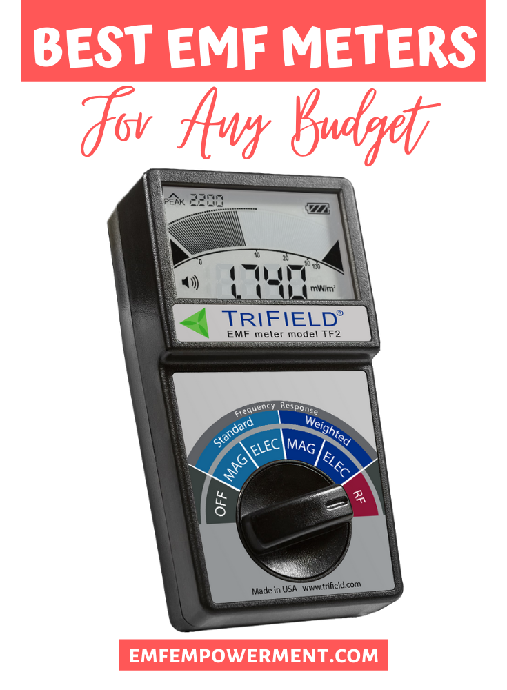 The Best EMF Meters For Any Budget