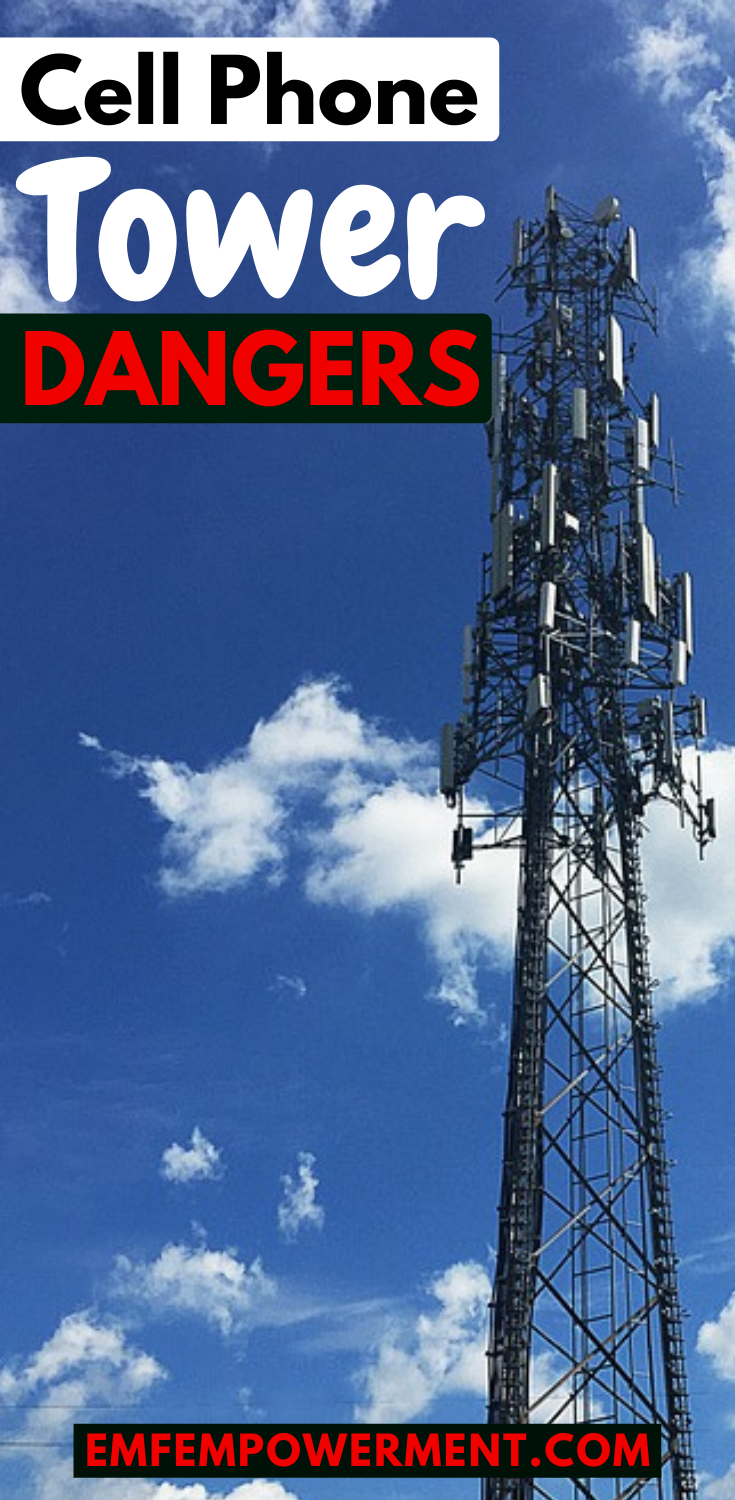 All About Cell Phone Tower Dangers