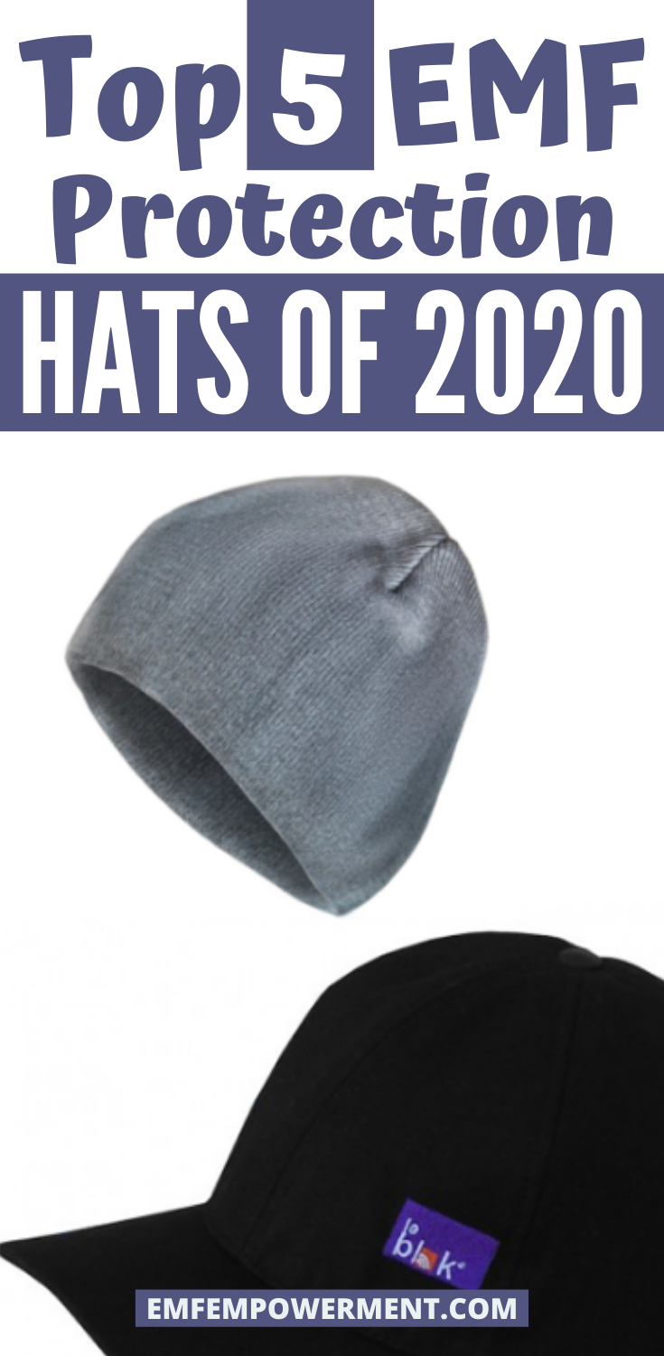 The 5 Best EMF Protection Hats of 2020 (And Why You Need One)