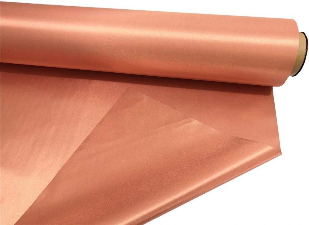 Amradield Copper Fabric Blocking Conductive Fabric