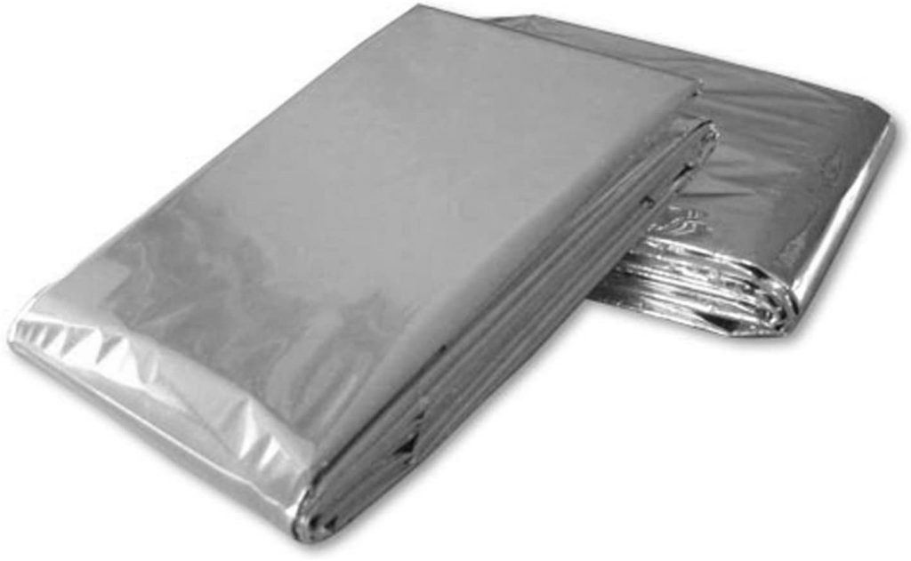 Science Purchase Emergency Mylar Thermal Blankets