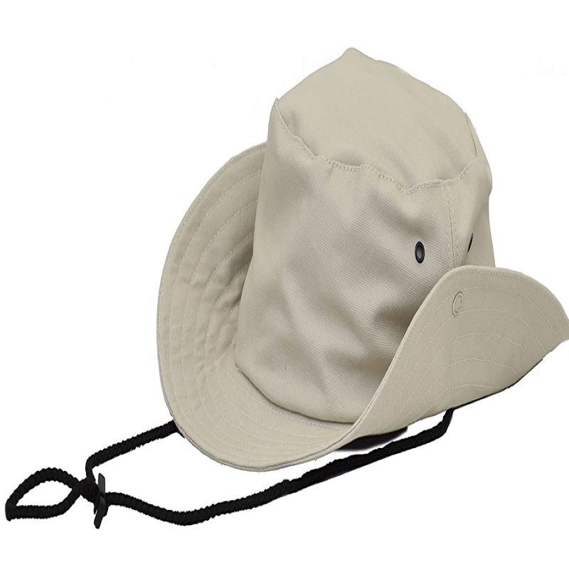 Woremor EMF Radiation Protection Bush Hat