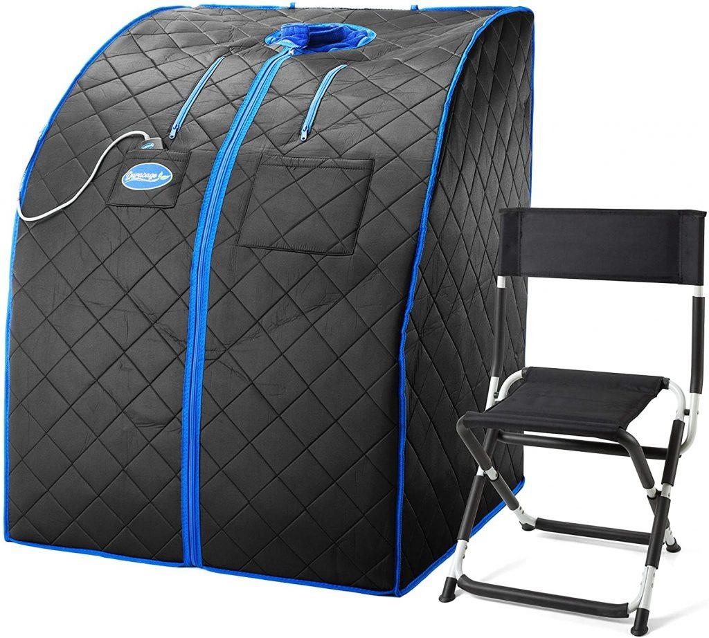 Durasage Personal Ultra Low EMF Portable Infrared Sauna