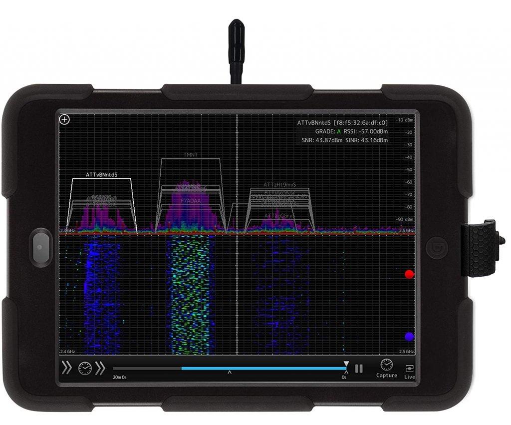 Oscium WiPry 2500x WiFi Spectrum Analyzer