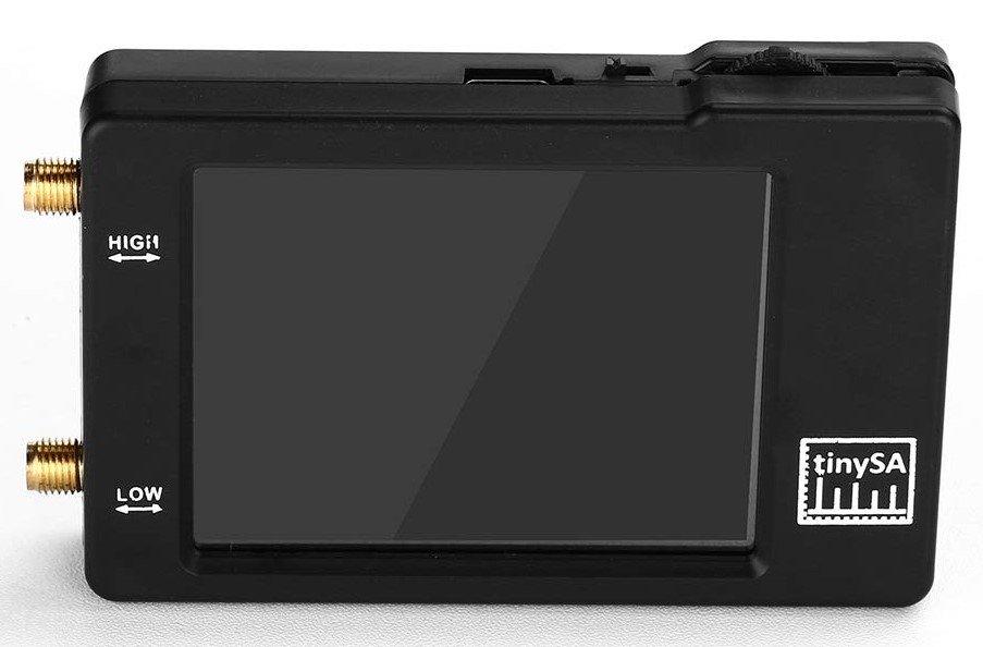Seesii Portable Tiny Spectrum Analyzer