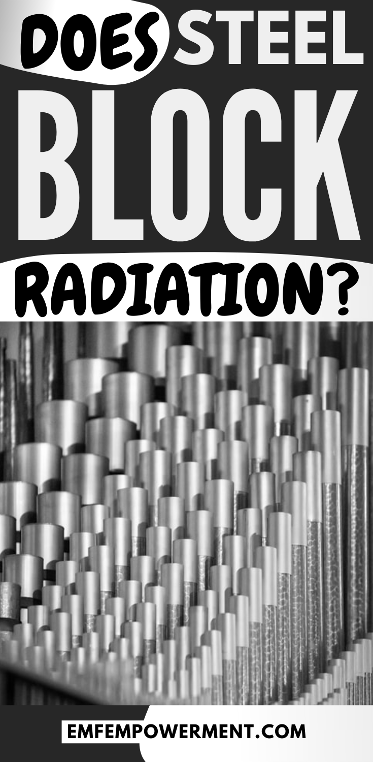 Does Steel Block Radiation?