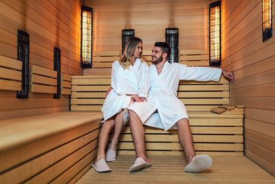 Low EMF Portable Infrared Sauna