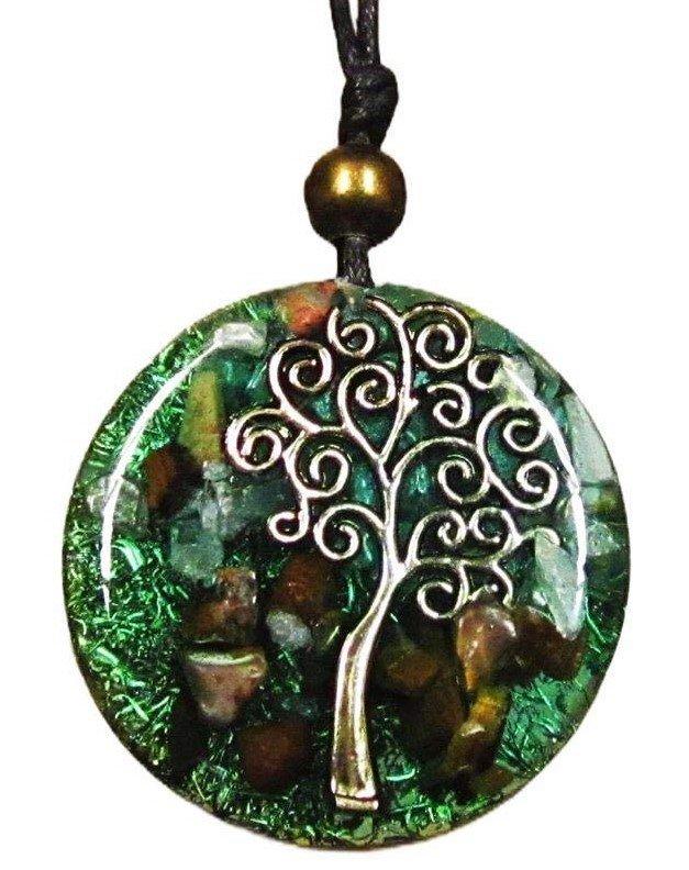 Arte Orgones Orgonite Necklace