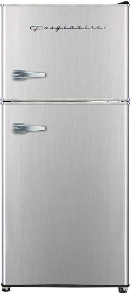 Frigidaire EFR451 2 Door Fridge and Freezer