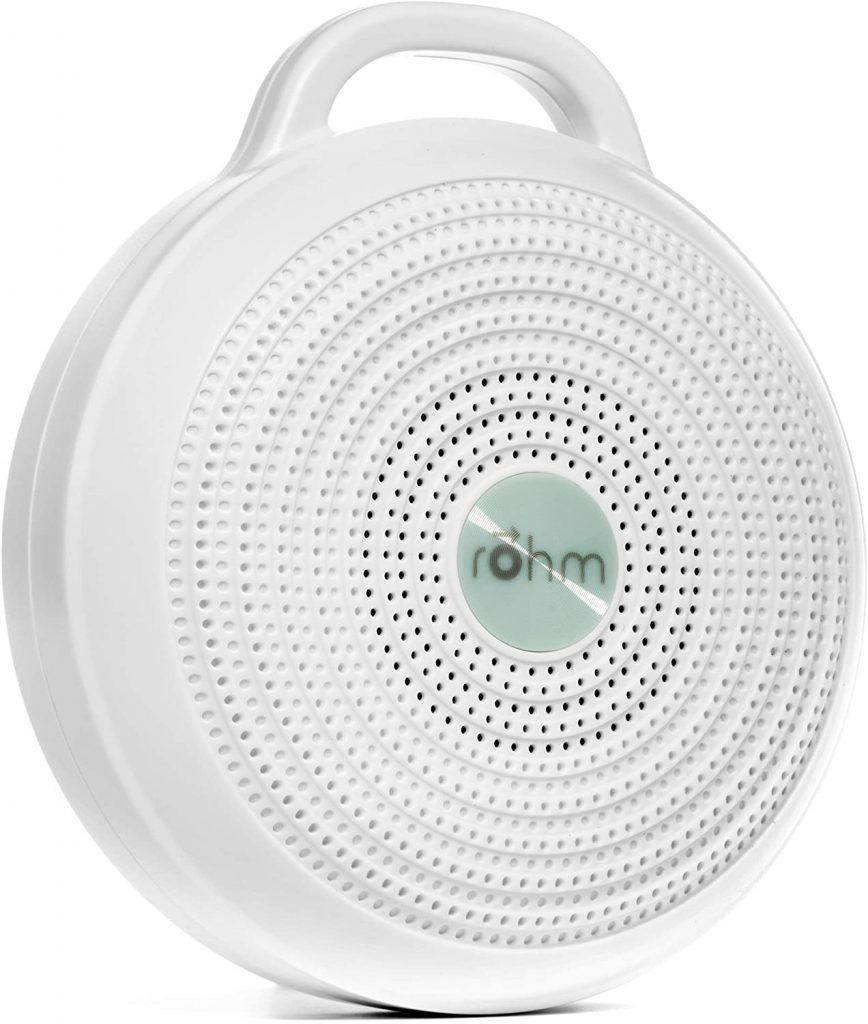 Marpac Yogasleep Rohm Portable White Noise Machine