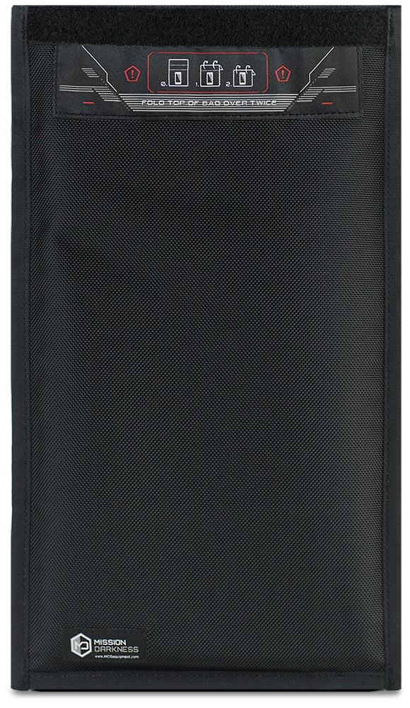 Mission Darkness Non-Window Faraday Tablet Bag