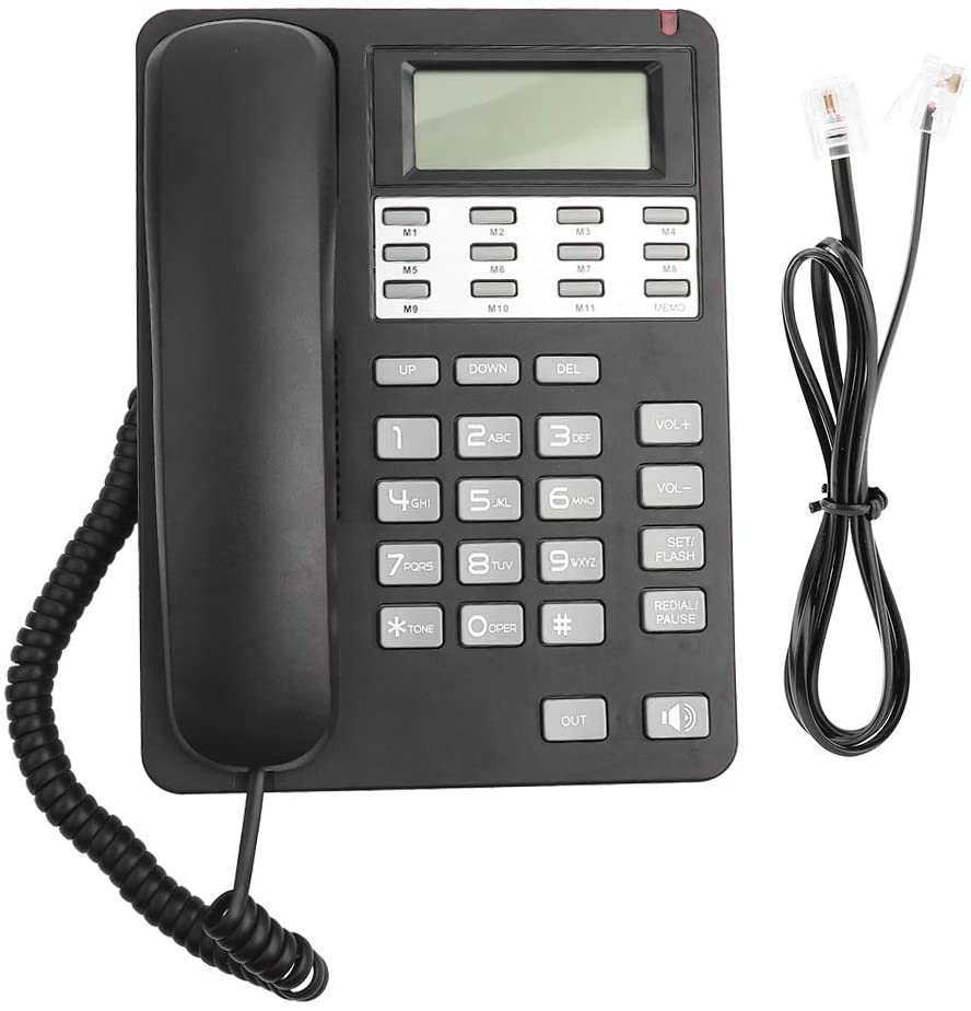 Mugast Desktop Corded Telephone