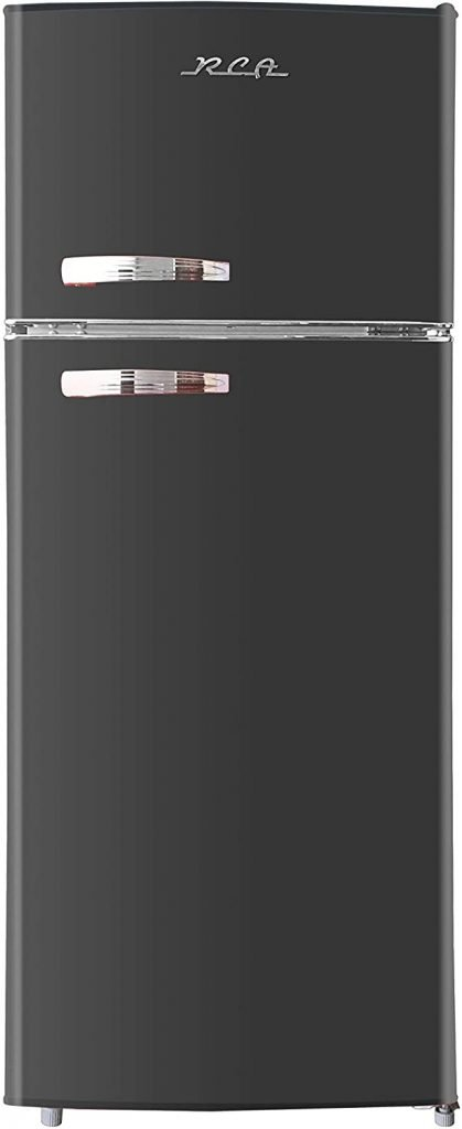 RCA RFR786 2 Door Apartment Size Refrigerator