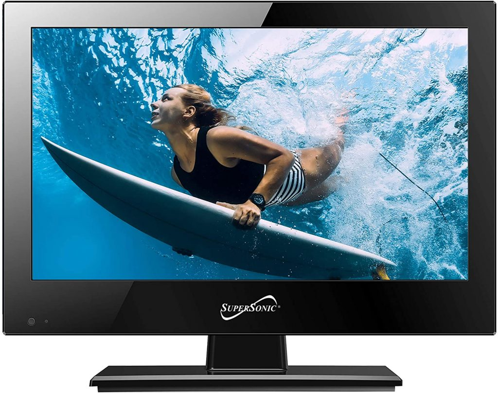 Supersonic SC-1311 LED Widescreen TV
