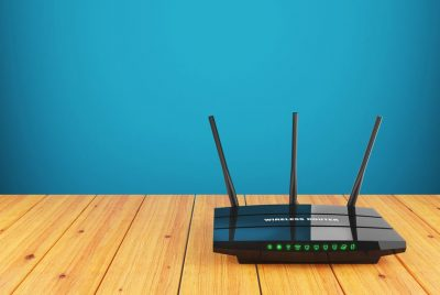 WiFi Router Radiation