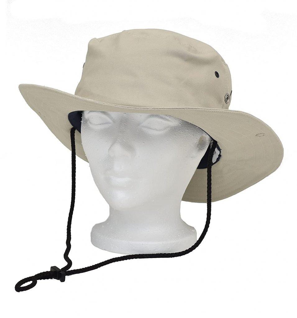 Woremor EMF Radiation Protection Bush Hat