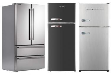 Low EMF Refrigerators