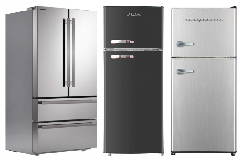 Low EMF Refrigerators