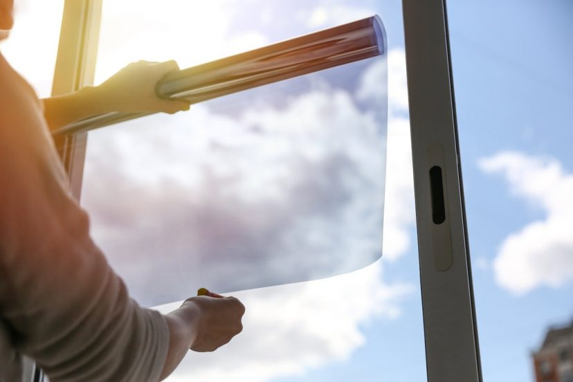 EMF Protection Window Film