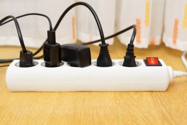 Low EMF Power Strip