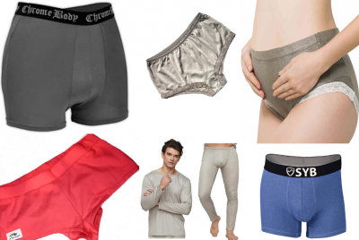 EMF Radiation Blocking Underwear