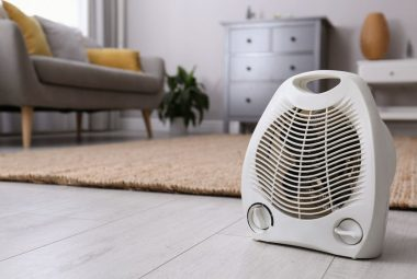 Low EMF Heaters